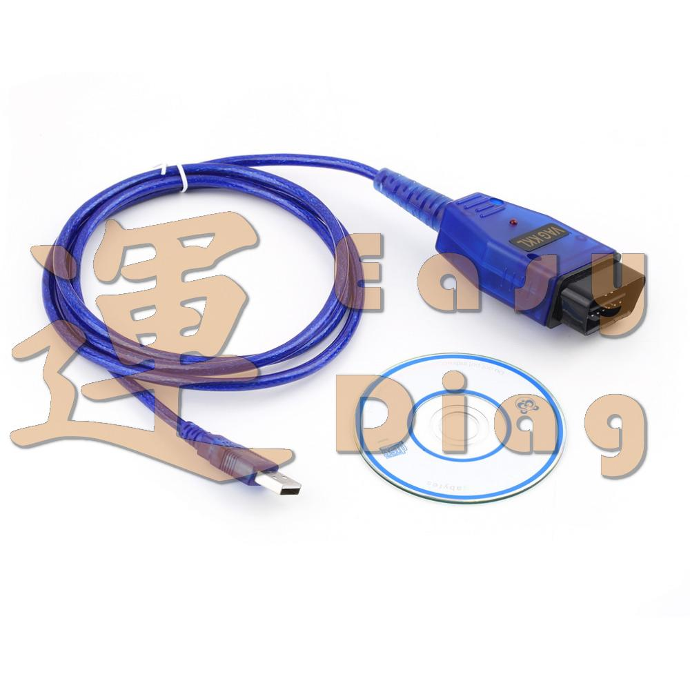 PROFI USB VAG KKL FTDI diagnostický kabel VW SEAT AUDI ŠKODA modrý  diagnostika VAG FT232
