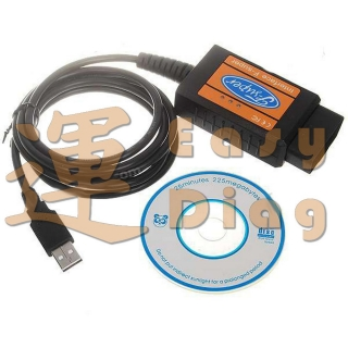 FORD SCANNER F-SUPER USB diagnostický kabel